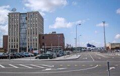 Klaipėdoje dėl jūrinių keltų gali tekti spręsti transporto klausimą Baltijos prospekte