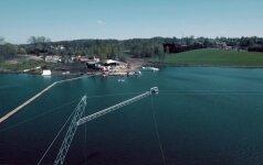 Pasirengimas Lietuvos vandenlenčių čempionatui įsibėgėja - laukti liko nedaug