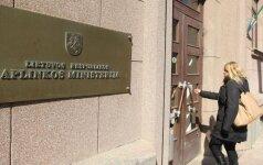 Naujoje Vyriausybės programoje – ir ministerijų perkėlimas, ir jungimas