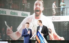 Naudingiausio LKL finalo serijos žaidėjo prizas – A. Milakniui