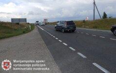 Dėl naujo viaduko Kauno rajone trumpam stabdomas magistralės eismas