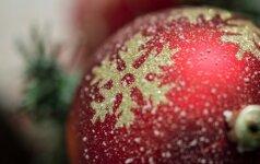Paprastai ir greitai įgyvendinamos kalėdinio dekoro idėjos