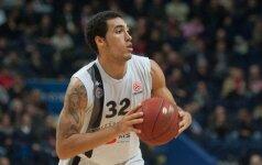 """NBA žvaigždės brolis patvirtino, kad žais """"Lietuvos ryte"""""""