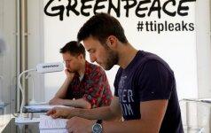Paviešinti slapti dokumentai rodo, kaip JAV spaudžia ES dėl TTIP