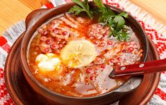 Unikali sriuba – šiupininė, kaskart kitokia, bet pavyksta visuomet