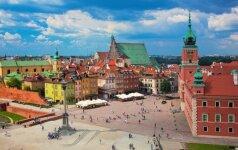 Savaitgalis Varšuvoje: ką verta aplankyti?