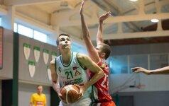 Žvėriškai žaidęs G. Masiulis pagerino NKL rekordą