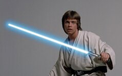 """Lucas Skywalkeris: tyro veido jaunuolio iš 1977-ųjų """"Žvaigždžių karų"""" šiandien neatpažintumėte"""