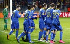 """UEFA Čempionų lygos atrankoje – BATE ir """"Salzburg"""" pergalės"""