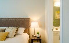 Dizainerės patarimai, kaip kurti miegamojo interjerą
