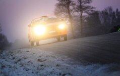 Vairavimas žiemą