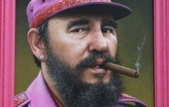 Kuba švenčia Fidelio Castro 90-metį: tai bent dovanėlė!