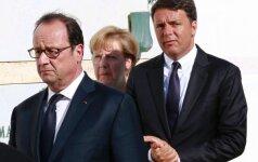 Italija prašo daugiau laiko gelbėti savo banką