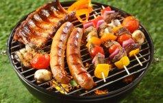 5 gudrybės, kurias privalote žinoti, prasidėjus grilio sezonui