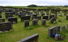 Ko galime pasimokyti iš kapinaičių Norvegijoje