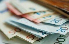Kur dingsta pinigai: FNTT susidomėjo dar vienu politiku