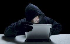 Panevėžyje tūno internete itin aktyvus iškrypėlis
