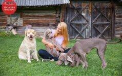 Šunų augintoja: kaip šunį išauklėsite, tokį jį ir auginsite