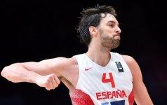 P. Gasolis pratrūko: olimpinės žaidynės be Ispanijos – tai absurdas