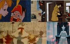 10 šventinių senosios animacijos filmukų, KURIE SUGRĄŽINS JUS Į VAIKYSTĘ VIDEO