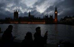 Bendrijos derybininkas: prieš išstodama iš ES Britanija turi apsimokėti sąskaitas