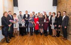 Paskelbti geriausi 2016 metų darbdaviai Baltijos šalyse