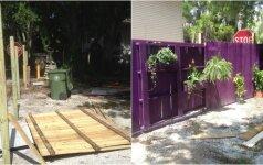 Darau pats: tvora iš atliekamos medienos bei palečių