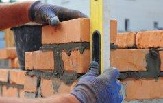 Statybiniai matavimo prietaisai: linuotės ir gulsčiukai