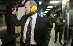 V. Putinas šaudykloje
