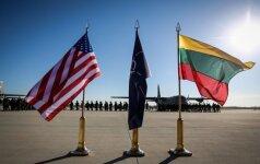 Lietuva ir JAV pasirašys naują gynybos susitarimą