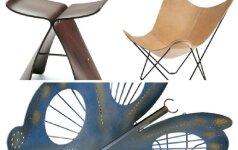 Drugio efektas baldų dizaine