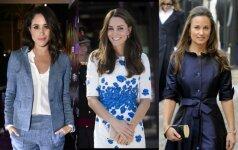 Meghan Markle, Kate Middleton, Pippa Middleton