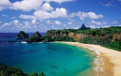 Turistai išrinko geriausią pasaulyje paplūdimį