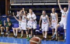 Lietuvos 18-mečių rinktinė lieka Europos elite