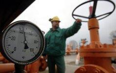 """""""Financial Times"""": ES neskirs baudos """"Gazprom"""" už nesąžiningas kainas Baltijos šalims"""