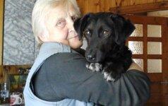 Šuns sužalotos moters artimieji tikisi teisybės