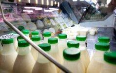 Pieno gamintojai sulauks paramos