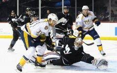 NHL: Predators – Islanders