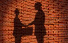 Korupciniai nusikaltimai – valstybės skaudulys ir iššūkis teisėsaugai?
