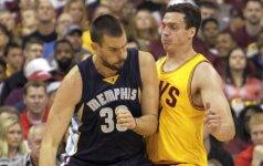 """NBA čempionu su """"Cavaliers"""" tapęs rusas baigė karjerą"""