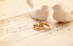 NUOTYKIS: susituokti 30 kartų (foto iš 23 jau įvykusių vestuvių!)