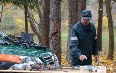 Aplinkosaugininkų reidas: įkliuvo 4 žvejai