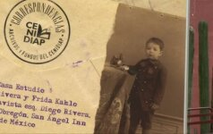 Meksikoje eksponuojamos ilgai slėptos menininkės F. Kahlo intymios fotografijos
