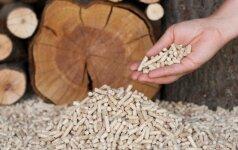 Šildymas granulėmis: kas tai yra ir kokie privalumai