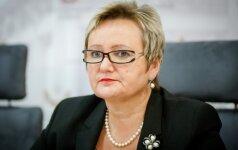 MP Kristina Miškinienė