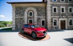 Naujos kartos Mazda CX-5 pristatymas