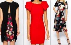 TOP 10 madingiausių rudens suknelių pagal figūros tipą FOTO