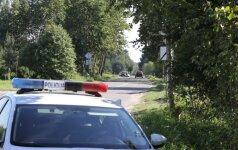 Dėl dingusios alytiškės ant kojų sukeltos gausios policijos: po kelių valandų artimieji sulaukė geros žinios