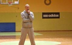 S. Štombergas: krepšinis sudėtinga sporto šaka