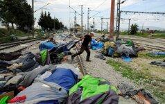 Lietuviams pabėgėliai nekelia nerimo